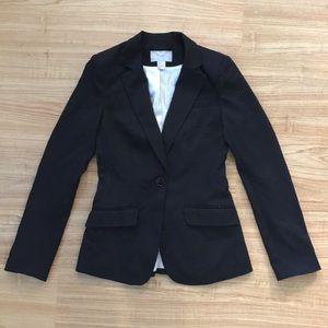 Ladies size 4 h&m black blazer.